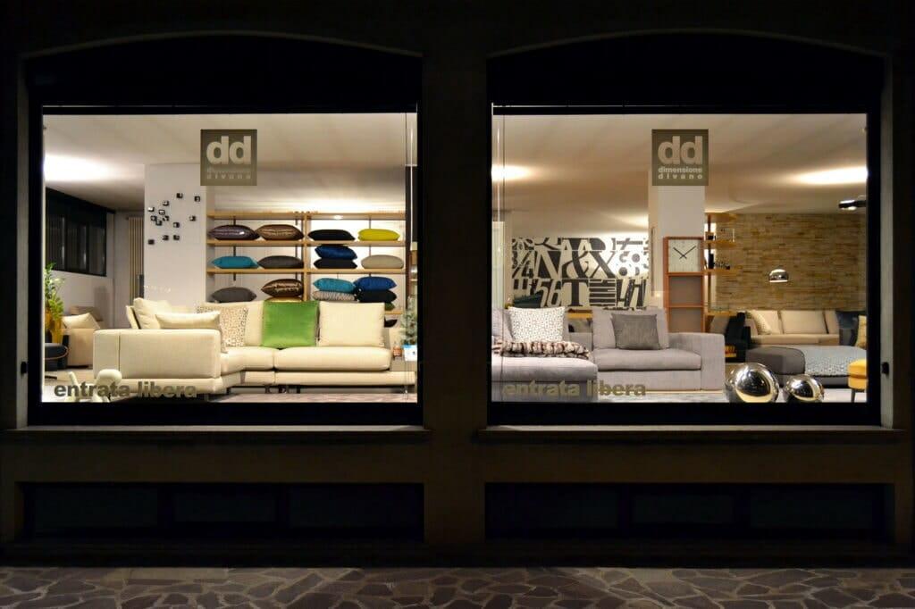 negozio divani letti monza