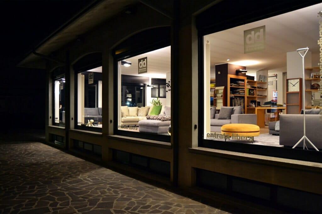 negozio divani monza