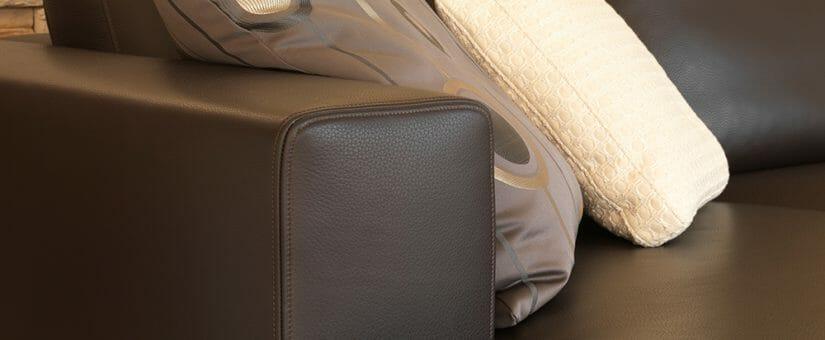 divano modello tokyo particolare